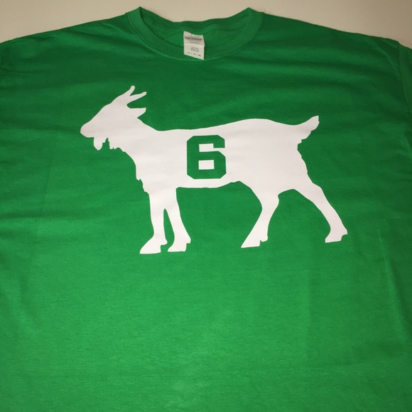 3558f5248 Boston Celtics Bill Russell Shirt